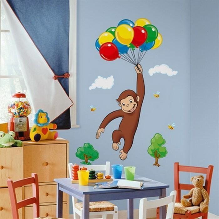 110 kreative Ideen: Fototapete fürs Kinderzimmer! - Archzine.net