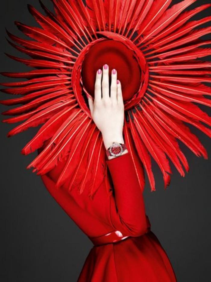 attraktiver-Designer-Hut-von-Dior