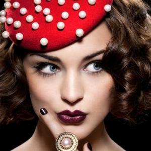 Roter Hut - das notwendige Accessoire