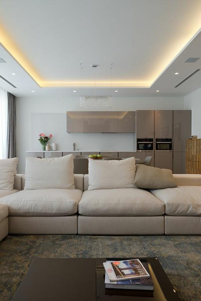 welche deckengestaltung f rs wohnzimmer gef llt ihnen. Black Bedroom Furniture Sets. Home Design Ideas