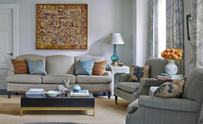kleines quadratisches wohnzimmer einrichten:gemütliches wohnzimmer ...
