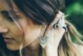 Effektvolle Ohrringe selber machen – Ideen und Tipps
