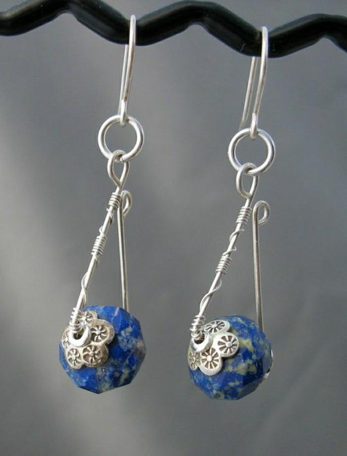 blaue-Ohrringe-blau