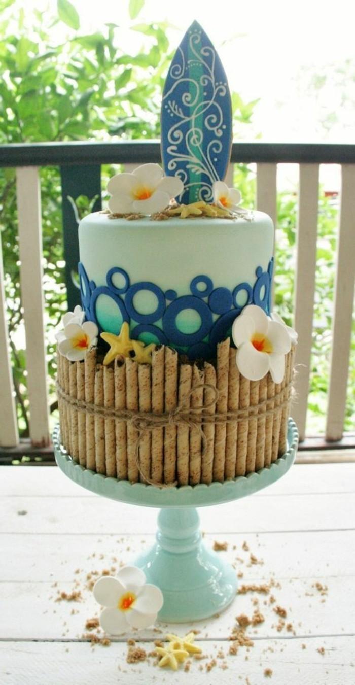 coole-Idee-für-Geburtstagskuchen-in-tropischem-Stil