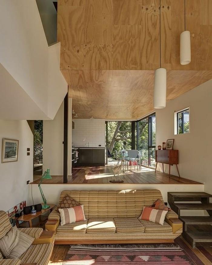 Stunning Wohnzimmer Decken Gestalten Gallery 7840683 - sixpacknow.info