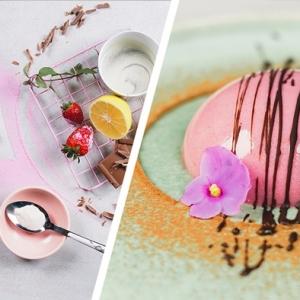 dessert mit himbeeren archzine studio panna cotta selber machen einfacher nachtisch