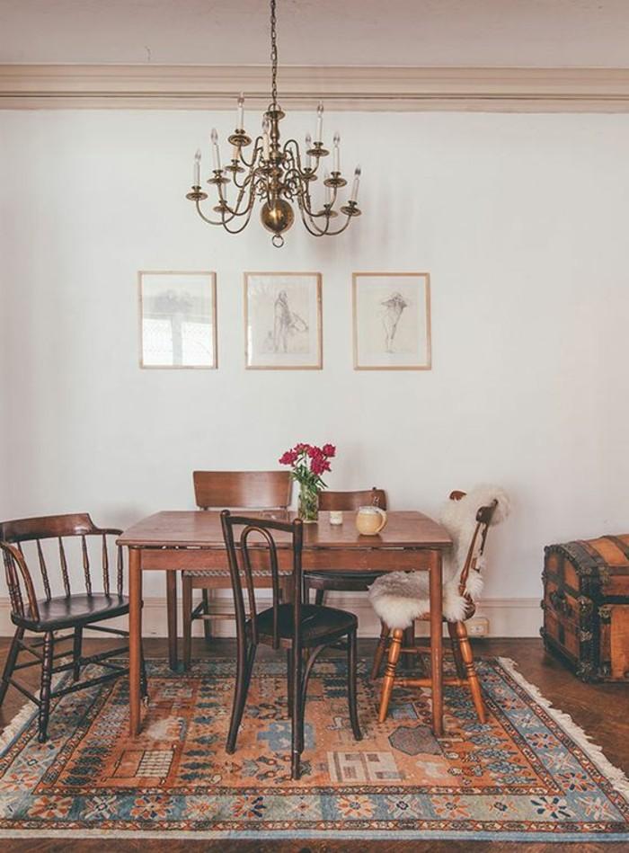 ein-zur-küche-passender-orientteppich