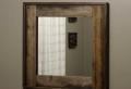 Spiegel mit Holzrahmen – praktisch und elegant