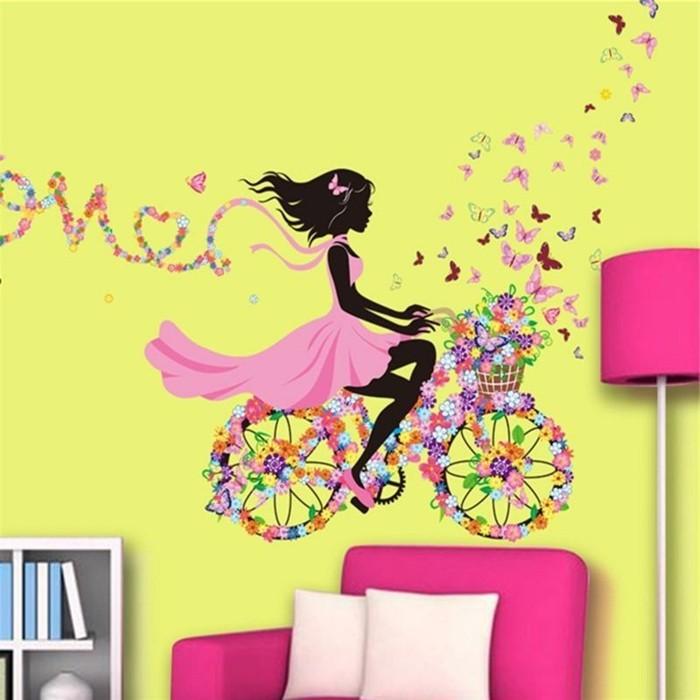 110 kreative ideen: fototapete fürs kinderzimmer! - archzine.net - Fototapete Im Kinderzimmer Wandgestaltung Ideen