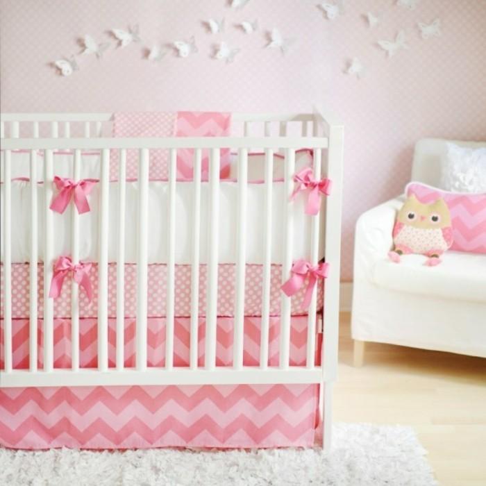 101 babybetten ideen: für jungen und für mädchen! - archzine.net - Madchen Kinderzimmer Dekoration