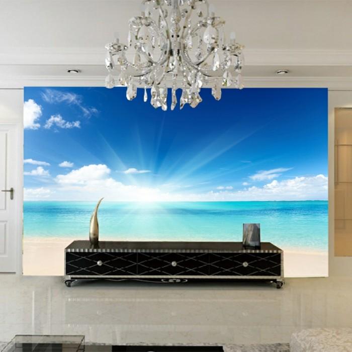 zimmer deckengestaltung ~ kreative bilder für zu hause design ... - Wohnzimmer Vorwand Mit Deko Nische