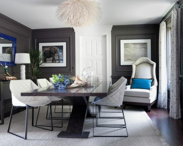 esszimmer mit farbe gestalten alles 252ber wohndesign und