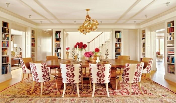 exklusive-teppiche-zum-eleganten-Esszimmer