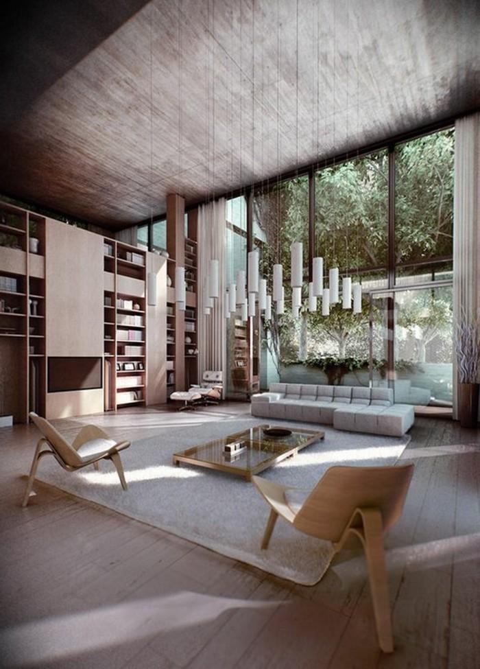 exotisches-design-gläserne-wände-tolle-zimmerdecle-schöne-möbel