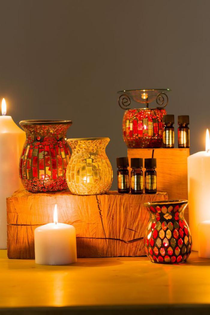 fantastische-handgemachte-Vasen-aus-Glas-Teelichthalter