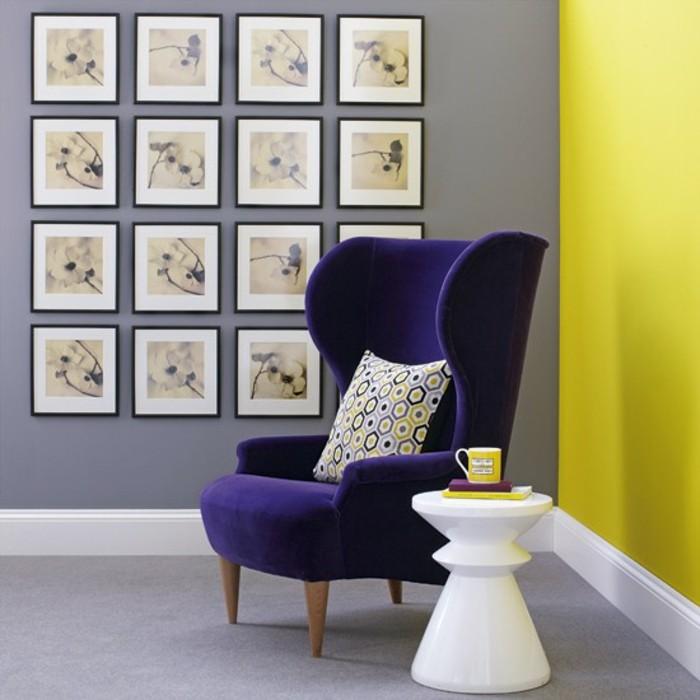 farben-für-wandgestaltung-im-wohnzimmer-viele-bilder-an-der-wand