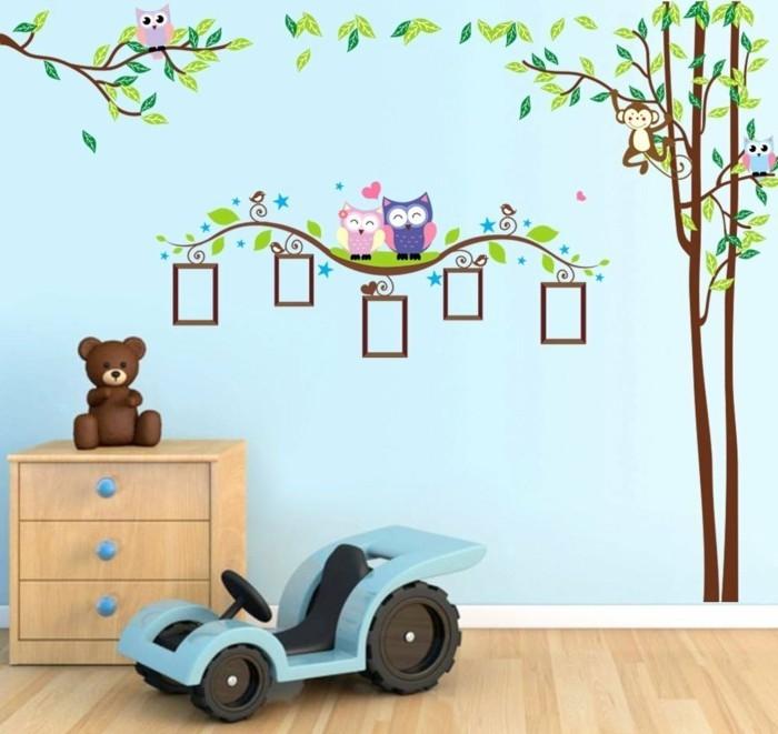 Kreative Gestaltung Kinderzimmer : Gemütliche und interessante Atmosphäre im Kinderzimmer schaffen