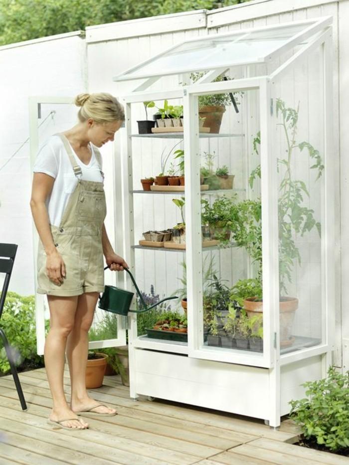 gartenideen-für-kleine-gärten-weiße-gestaltung