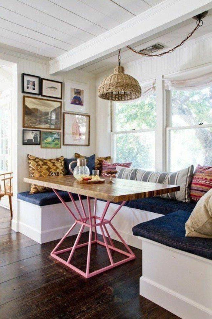 der esszimmertisch und sein platz unter den möbeln - archzine, Wohnideen design