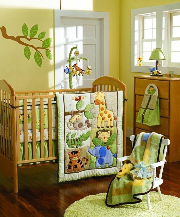 101 babybetten ideen: für jungen und für mädchen! - archzine.net - Nestchen Babybett Motiven Stoffen Ideen