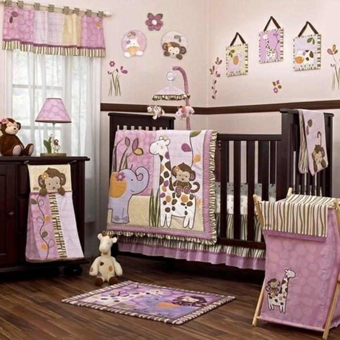 hölzerne-modelle-babybetten-für-kleine-mädchen-prima-aussehen