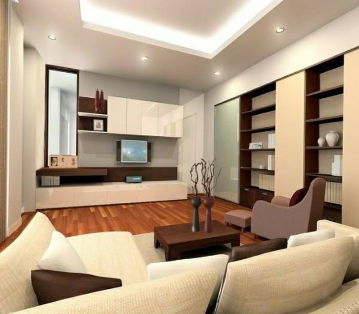 herrliche-deckenleuchten-modernes-weißes-sofa-im-wohnzimmer