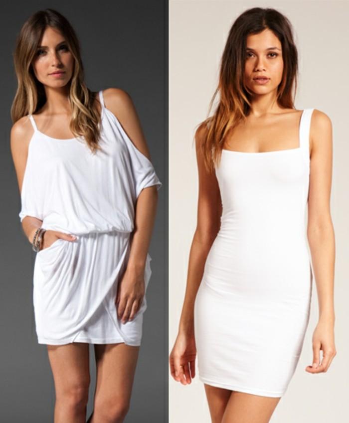 inspirierende-damenkleider-in-weiß-zwei-bilder