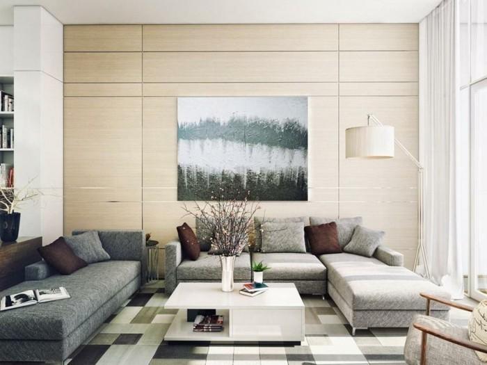 interessante-wandfarben-ideen-im-tollen-wohnzimmer