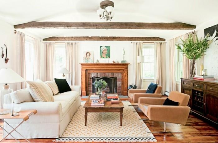 interessante-wohnzimmer-wandgestaltung-attraktives-design