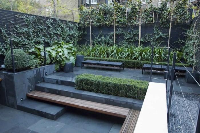 88 tolle Gartenideen für kleine Gärten! - Archzine.net