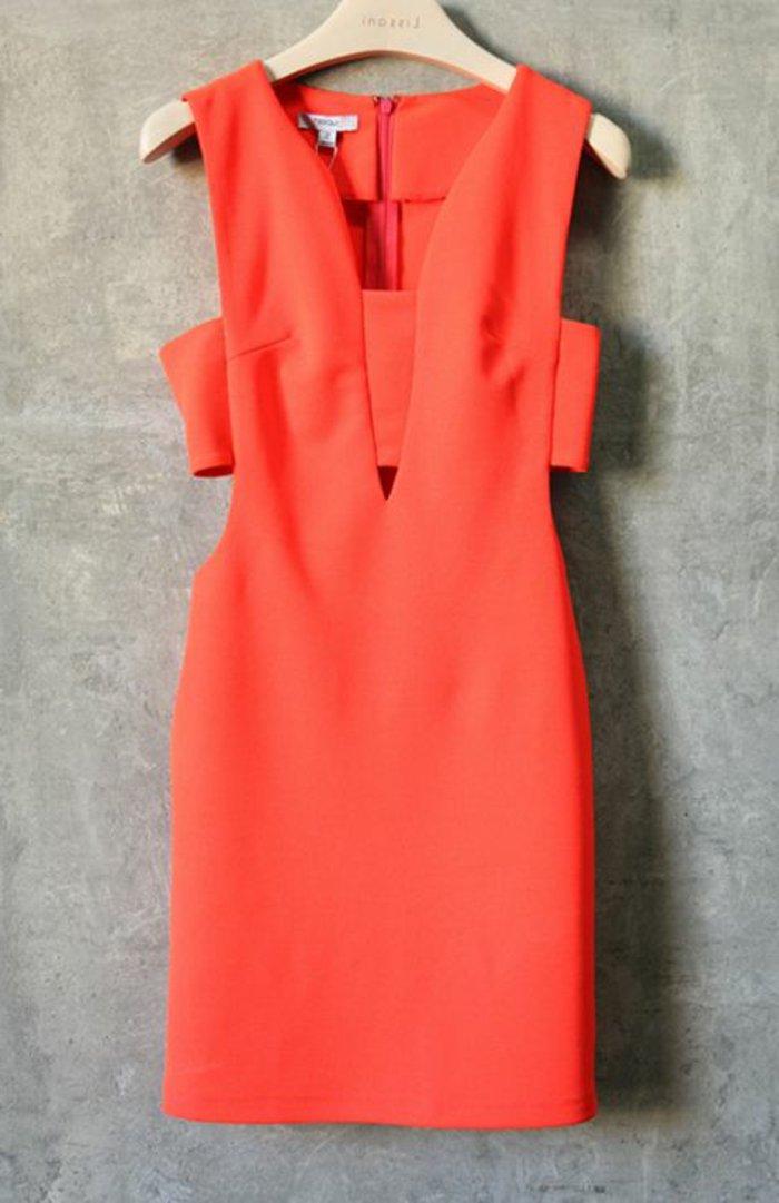 kleider-kurz-rot-elegant