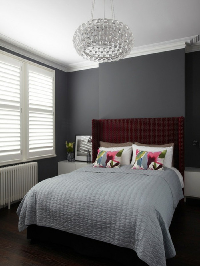 Schlafzimmer Petrol Weiß # Goetics.com > Inspiration Design Raum und Möbel für Ihre Wohnkultur