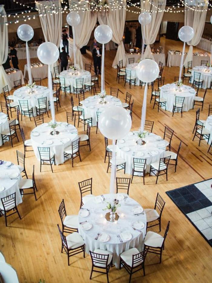 64 moderne ideen f r taufe deko for Hochzeitsdeko runde tische