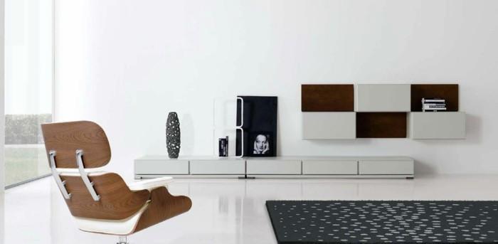 kreative-interessante-wohnzimmer-wandgestaltung-regalsystem
