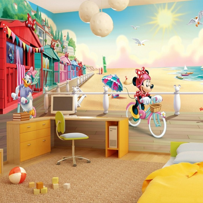 Fototapete Kinderzimmer 3D – Quartru.com