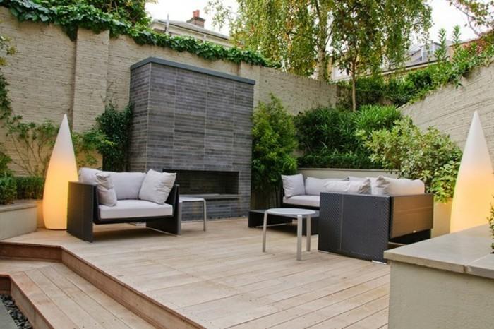 kreativen-vorgarten-anlegen-wunderschönes-exterieur-attraktive-dekoartikel