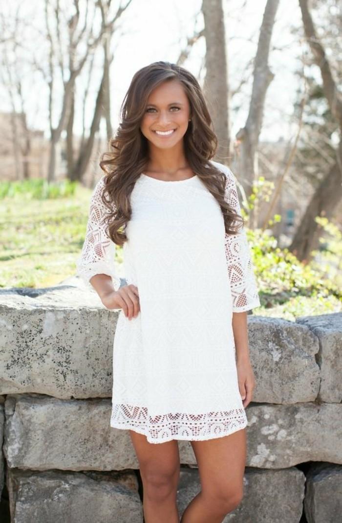 billig werden schönes Design Brauch 105 verblüffende Ideen für weißes Kleid! - Archzine.net