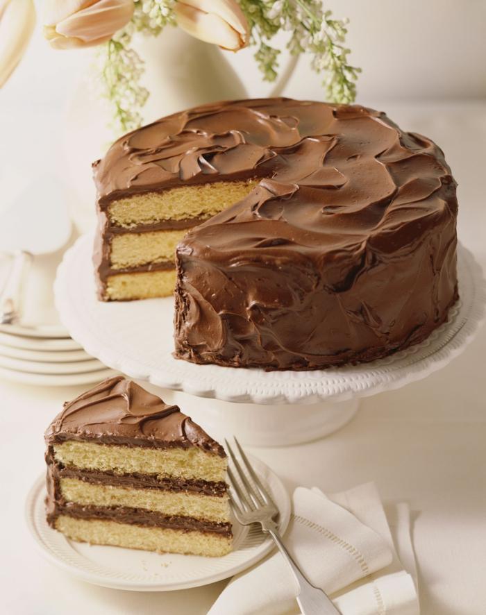 leckerer kuchen zum geburtstag klassische schokoladentorte geburtstag leckere ideen torte selber machen
