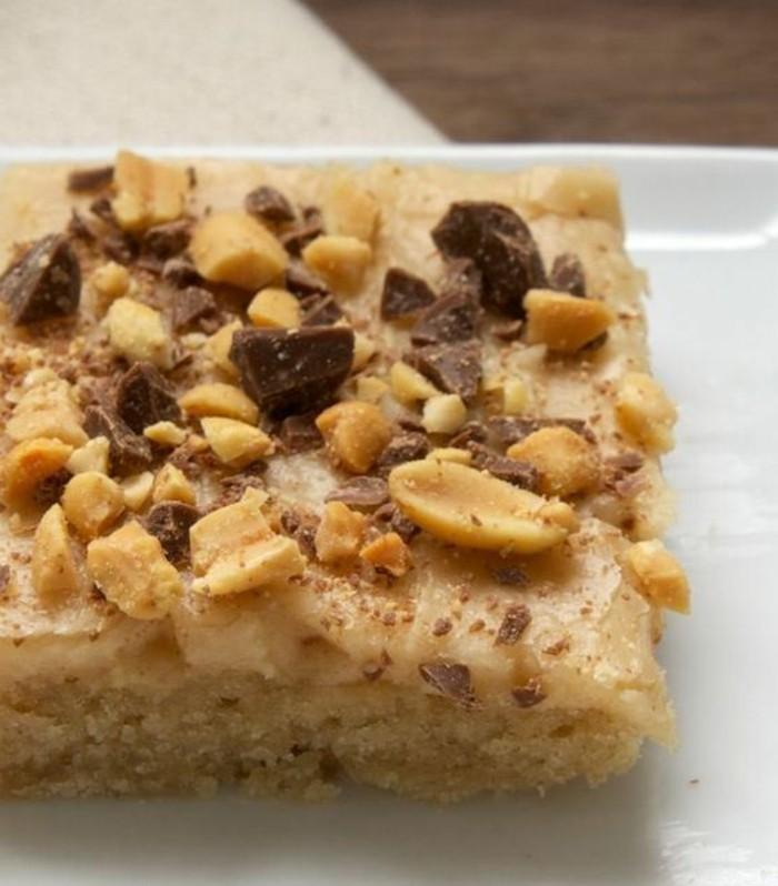 leichte-kuchen-rezepte-mit-erdnüssen