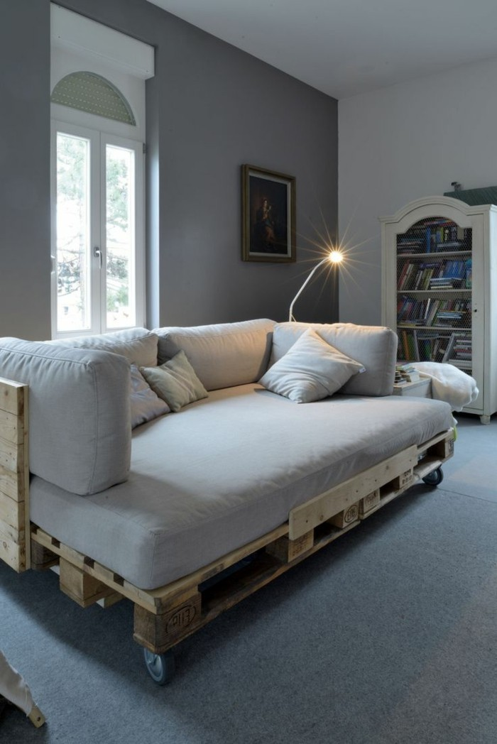 mbel selber bauen europaletten 50 coole le sofa aus europaletten - Coole Mbel Selber Bauen