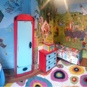 Schöne Wandbilder für Kinderzimmer - einige tolle Ideen