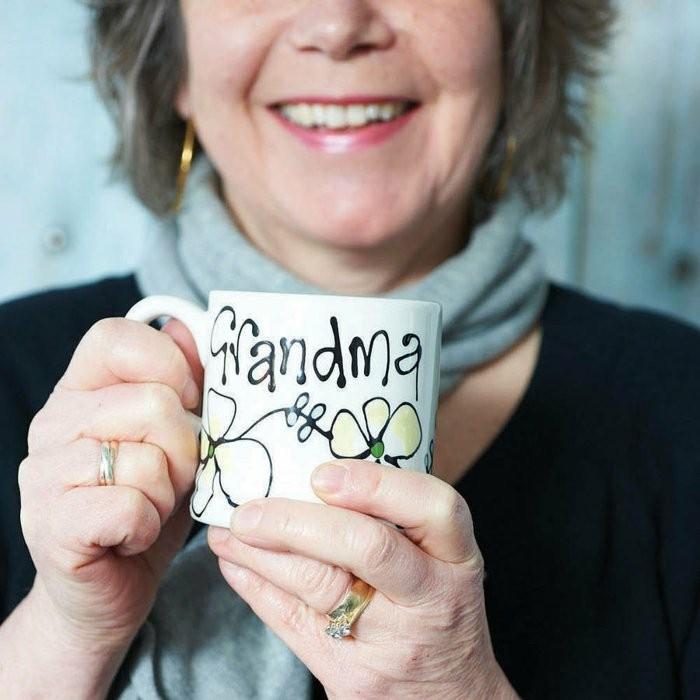 personalisierte-Kaffeetasse-mit-Grandma-Aufschrift