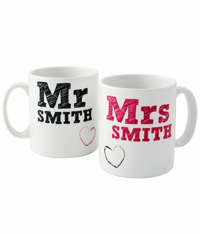 personalisierte-Mugs-für-Mr-und-Mrs-Smith