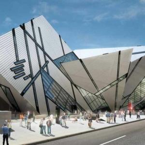 Postmoderne Architektur - nicht konventionell