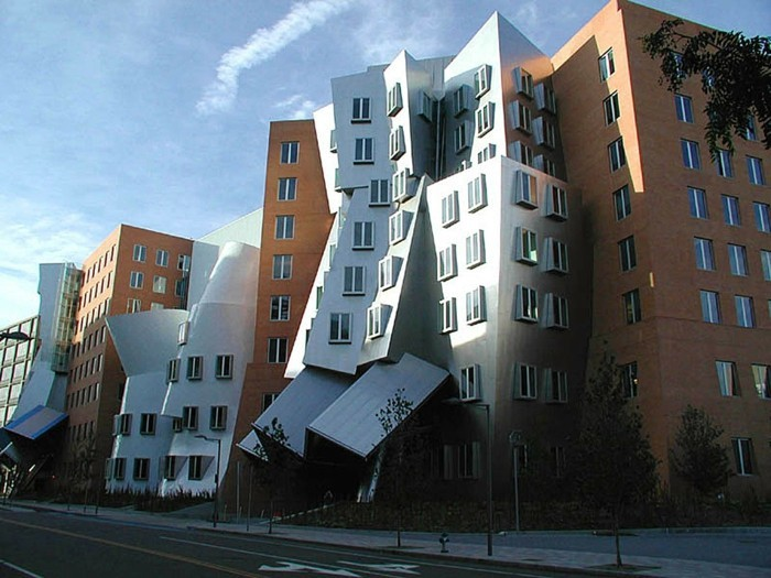 postmoderne architektur nicht konventionell