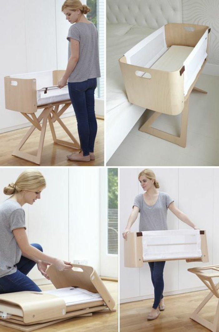praktische-Babybetten-Modelle-aus-Holz