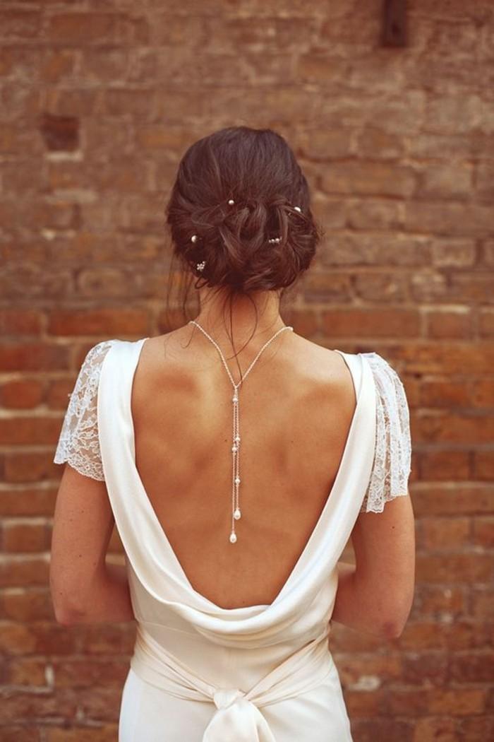 rückenfreie-attraktive-retro-tolle-kleider-in-weiß