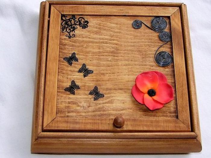 romantisches-Modell-Schmuckkasten-aus-Holz