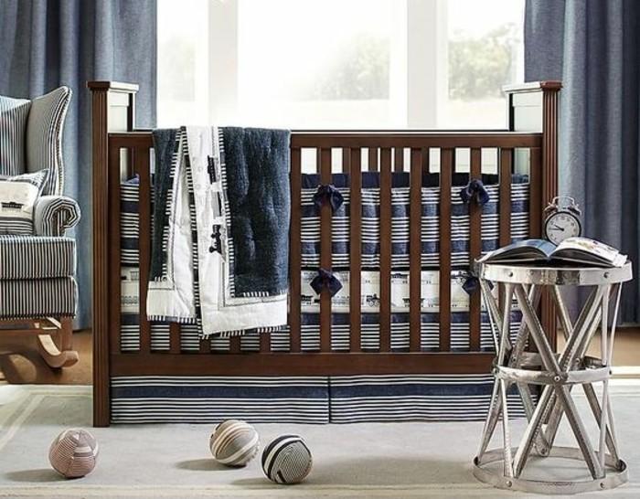 schön-aussehende-attraktive-babybetten-cooles-babyzimmer