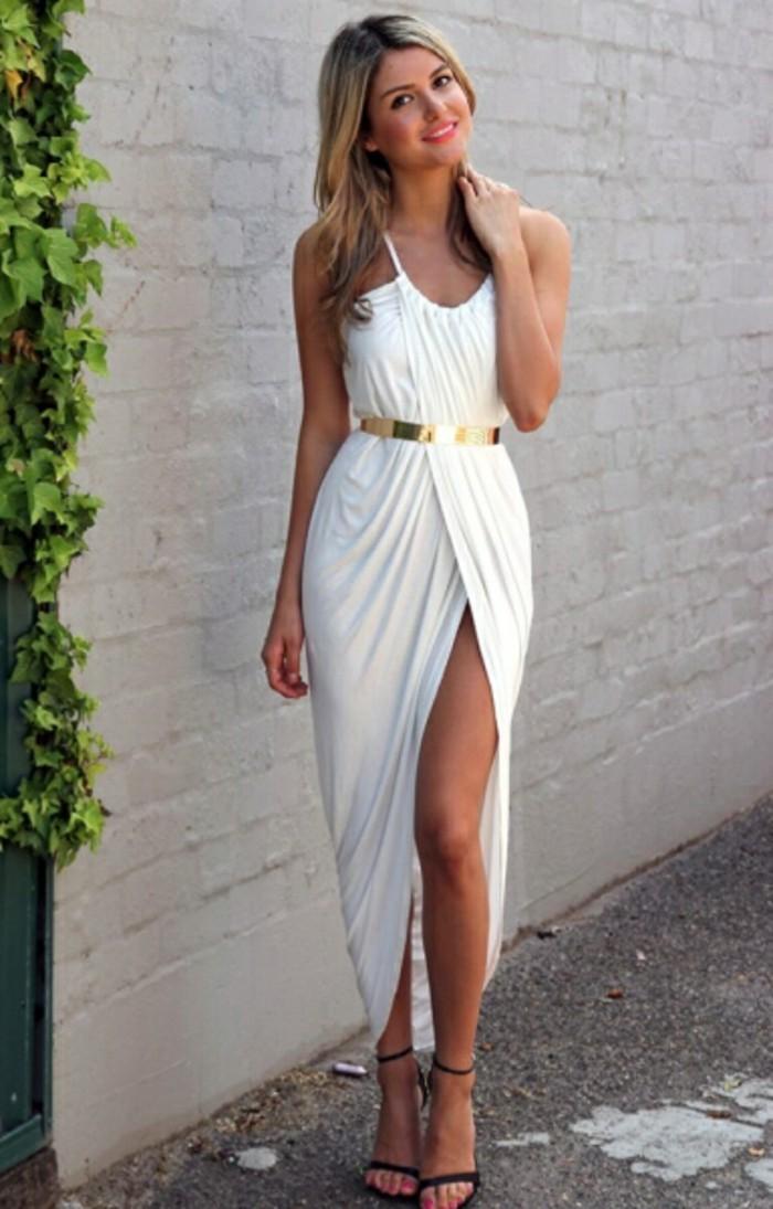 schöne-sommer-damenkleider-in-weiß-modernes-aussehen